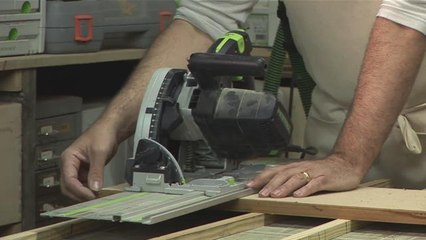 How To Operate A Rail Saw