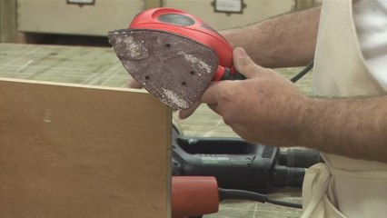 How To Operate Your Mouse Sander