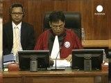 Les Khmers rouges dans le box des accusés