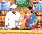 Abhiruchi - Recipes - Potato Brinjal Kurma,Amla Soup,Kaju paneer,Dahi Bajjilu - 01