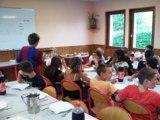 Espace Jeunes - Présentation de l'espace jeunes sans musique - 24 juin 2011