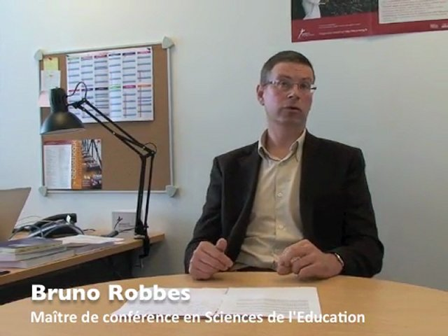 Dailymotion Video: ITW Bruno Robbes