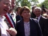 Primaires PS: Martine Aubry se lance dans la bataille
