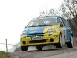 Rallye du beaufortain 2011 MV Rallye team
