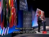 Gordon Brown na G-20 - NWO szatanski plan zniewolenia ludzi - nauka hmonna