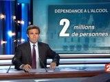 BACLOFENE ET ALCOOLISME - JT FRANCE 2 du 27/06/2011