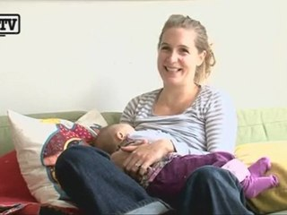 How to breastfeed & get your baby to latch on by Mother & Baby TV