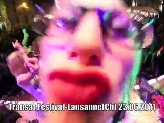 Make The Girl Dance tour June 2011 (Switzerland, France)