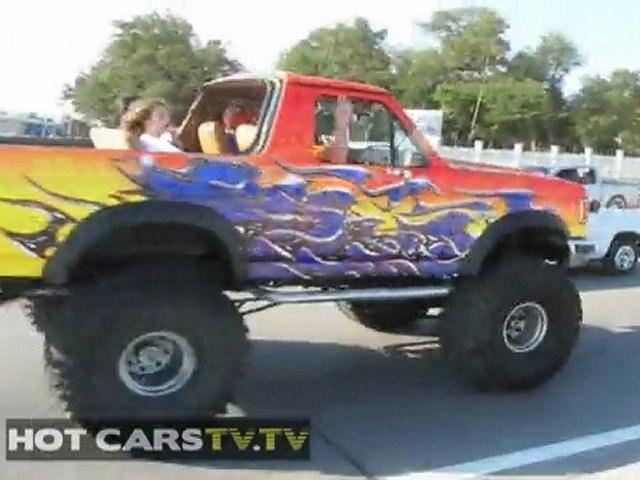 Scrapin the Coast 2011 - Clip 06 - HOTCARSTV.TV chopped & screwed