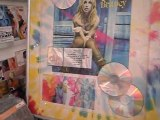 DISQUES BRITNEY SPEARS / ILLOGICALL-MUSIC - DISQUES - RECORDS -BOUTIQUE-CD-DISQUES / BRITNEY  RECORDS SHOP