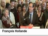 2012 : six candidats pour la primaire socialiste