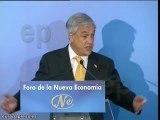 Piñera participa en desayuno informativo