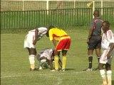 Simon Ssserunkuma - KCC v Victors Ugandan Super League