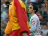 RC Lens - Toulouse FC, L1, saison 2003/2004 (vidéo 1/3)
