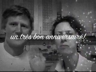 souhaits d'anniv pour Julos 2011