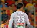 RC Lens - Toulouse FC, L1, saison 2003/2004 (vidéo 2/3)