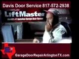 Garage Door Repair, Arlington TX, Gate, Overhead Door Repair