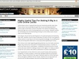 Another 4 new articles released on Finest Live Casinos site