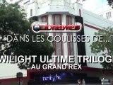 Reportage sur les Coulisses de L'Ultime Trilogie aux Grand Rex (Paris) le 25 Juin dernier