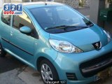 Occasion Peugeot 107 Cherbourg-Octeville