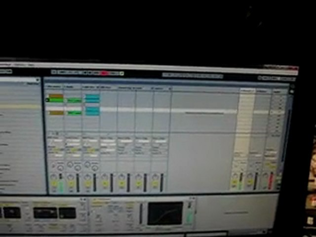 Fun with Ableton + MaxForLive + Juno 106 and Drumstation