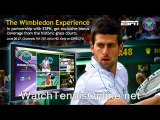 Wimbledon Quarter Finals tennis championship streaming online