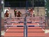 ENA minimes filles équip athlé finales régionales à Carcassonne le 26 juin 2011