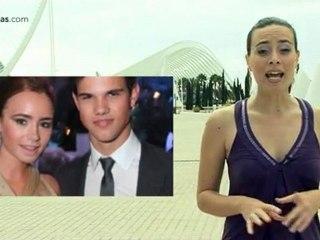 Taylor Lautner y Lily Collins, Joe Jonas y Ashley Greene nuevas parejas