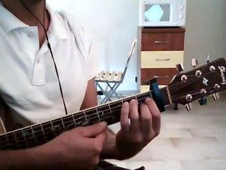 Visionnez les Cours Vidéo de Belle et S�bastien G�n�rique dessin anim� - Cours de guitare avec Accords