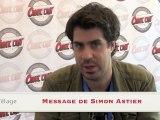 Simon Astier : Message aux Fans à propos de HERO CORP