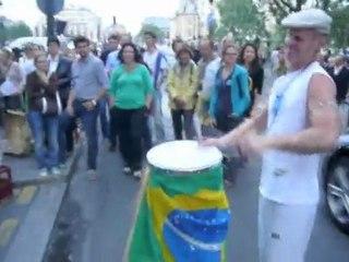 """Badauê - Fête de la musique 2011 - """"Pelourinho"""" partie 1/2"""