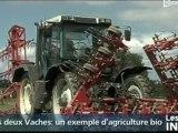 Les 2 Vaches: Un exemple d'agriculture bio (Basse-Normandie)