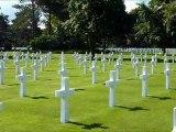 360° in the american cemetery at Colleville / Au cimetière américain de Colleville