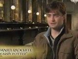 Harry Potter y las reliquias de la muerte 2 - Detras de Camaras