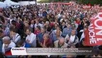 EVENEMENT,Meeting du front de gauche - discours de Jean-Luc Mélenchon