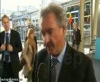Ministros de Asuntos Exteriores en el Parlamento