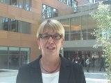 Pour le développement des formations professionnelles et de l'apprentissage - Interview de Florence PERRIN