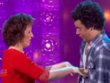 Anne Roumanoff & Kev Adams : la drague