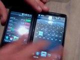 Video Confronto HTC HD Mini vs HTC HD2 @MWC-ITA