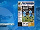 Foot Mercato - La revue de presse - 17 Septembre 2012