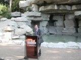 Le renouveau des grottes du jardin public de Cambrai
