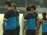 Deportes / Fútbol; Barcelona, Puyol, lesionado, se perderá el clásico