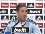 """Ramos: """"una liga tan disputada sería una pena regalarla"""""""
