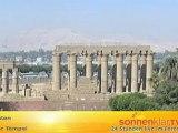 Tipp Ägypten - Luxor Tempel Off- Maz+O-Ton Anfang