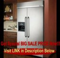 BEST BUY Dacor Epicure 25.3 Cu. Ft. Stainless Steel Side-By-Side Counter Depth Built-In Refrigerator - EF42NBSS