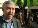 Ronan Dantec, journées parlementaires des verts à nantes