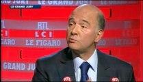 Pierre Moscovici invité du Grand Jury