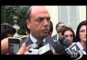 Alfano: Berlusconi è il naturale candidato del Pdl - VideoDoc. Il segretario Pdl: puntiamo a coalizione più ampia