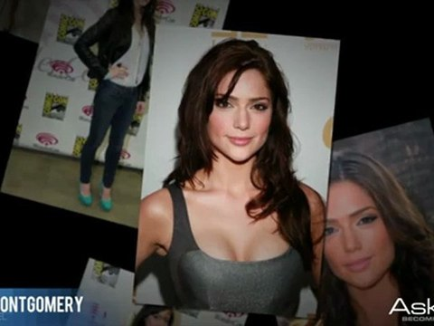 Janet Montgomery Hot Celebrity Reel