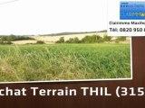 A vendre - terrain - THIL (31530)
